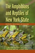 Cover for The Amphibians and Reptiles of New York State