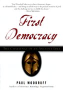 Cover for First Democracy