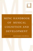 Cover for MENC Handbook of Musical Cognition and Development