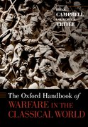 Cover for The Oxford Handbook of Warfare in the Classical World