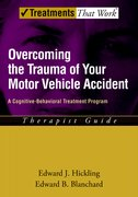 Cover for Overcoming the Trauma of Your Motor Vehicle Accident: Therapist Guide