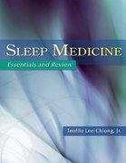 Cover for Sleep Medicine