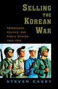 Cover for Selling the Korean War