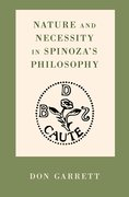 Cover for Nature and Necessity in Spinoza