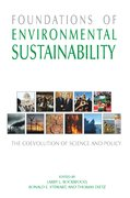 Cover for Foundations of Environmental Sustainability