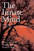 Cover for Innate Mind