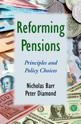 Cover for Reforming Pensions