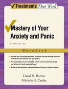 Cover for Mastery of Your Anxiety and Panic: Workbook