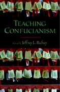 Cover for Teaching Confucianism