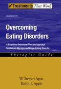 Cover for Overcoming Eating Disorders: Therapist Guide