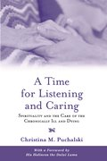 Cover for A Time for Listening and Caring