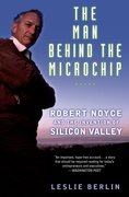Cover for The Man Behind the Microchip