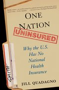 Cover for One Nation, Uninsured