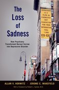 Cover for The Loss of Sadness