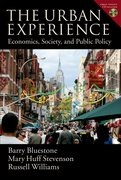 Cover for The Urban Experience