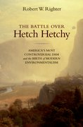 Cover for The Battle over Hetch Hetchy