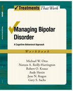 Cover for Managing Bipolar Disorder: Workbook