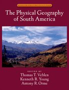 Cover for The Physical Geography of South America