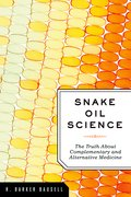 Cover for Snake Oil Science