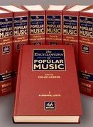 Cover for The Encyclopedia of Popular Music