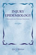 Cover for Injury Epidemiology