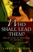 Cover for Who Shall Lead Them?