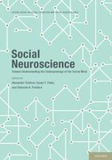 Cover for Social Neuroscience