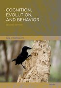 Cover for Cognition, Evolution, and Behavior