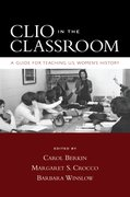 Cover for Clio in the Classroom