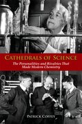 Cover for Cathedrals of Science