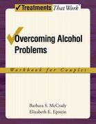 Cover for Overcoming Alcohol Problems: Workbook for Couples