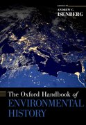 Cover for The Oxford Handbook of Environmental History