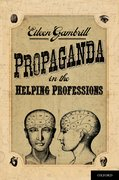 Cover for Propaganda in the Helping Professions