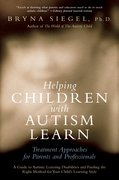 Cover for Helping Children with Autism Learn