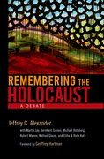 Cover for Remembering the Holocaust