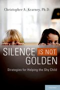 Cover for Silence is Not Golden