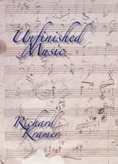 Cover for Unfinished Music