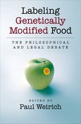 Cover for Labeling Genetically Modified Food