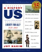 Cover for A History of US: Liberty for All?: 1820-1860
