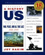 Cover for A History of US: War, Peace, and All That Jazz: 1918-1945