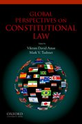 Cover for Global Perspectives on Constitutional Law