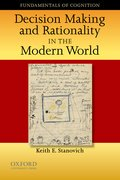 Cover for Decision Making and Rationality in the Modern World