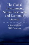Cover for The Global Environment, Natural Resources, and Economic Growth