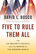 Cover for Five to Rule Them All