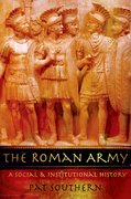 Cover for The Roman Army