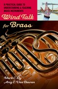 Cover for Wind Talk for Brass