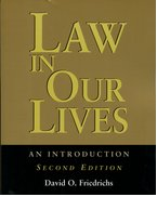 Cover for Law in Our Lives