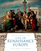 Cover for Handbook to Life in Renaissance Europe