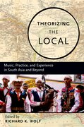 Cover for Theorizing the Local