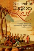 Cover for Peaceable Kingdom Lost